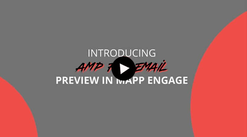 INTERAKTIVE E-MAILS POWERED BY AMP