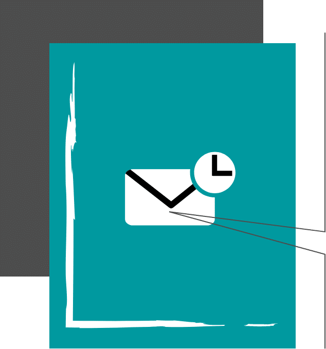 Invio delle email tempestivo e puntuale