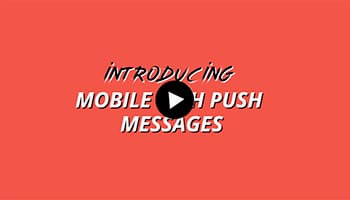 Mobile Rich Push Messages
