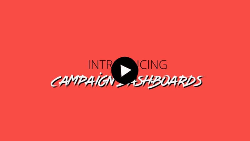 Improvements to Campaign Dashboards