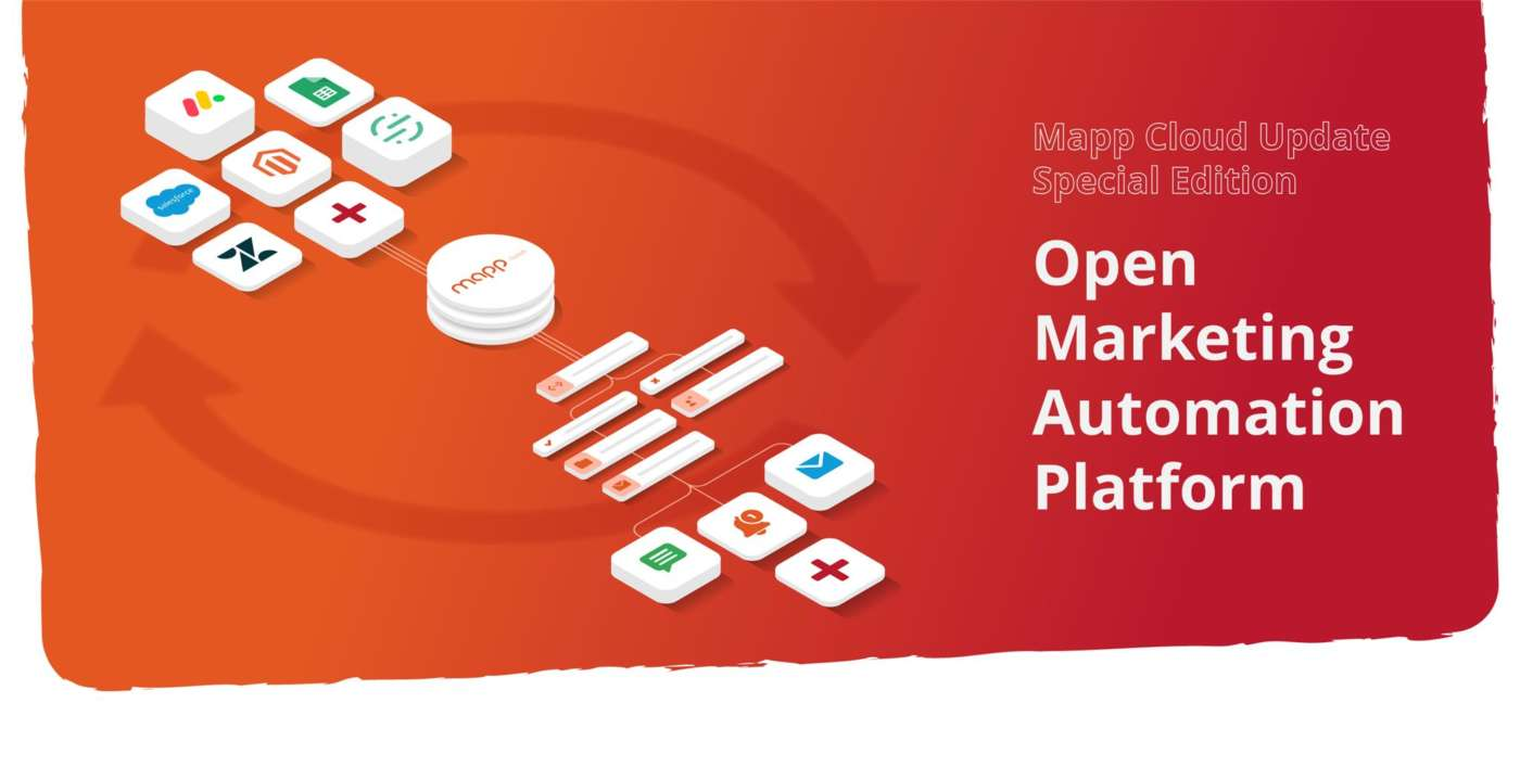 Mapp Cloud Update - Open Marketing Automation Platform