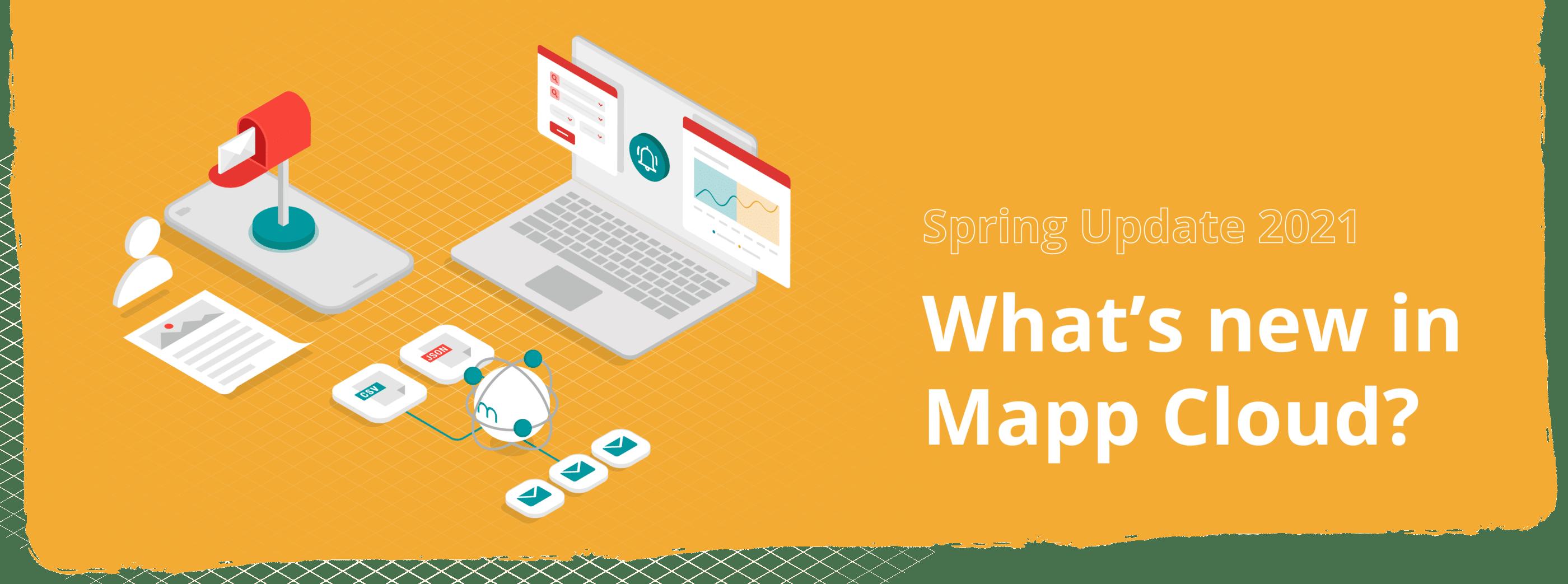 Mapp Spring Update 2021